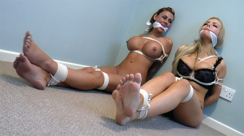 Clamped amp fucked on the cross molli fuck 3