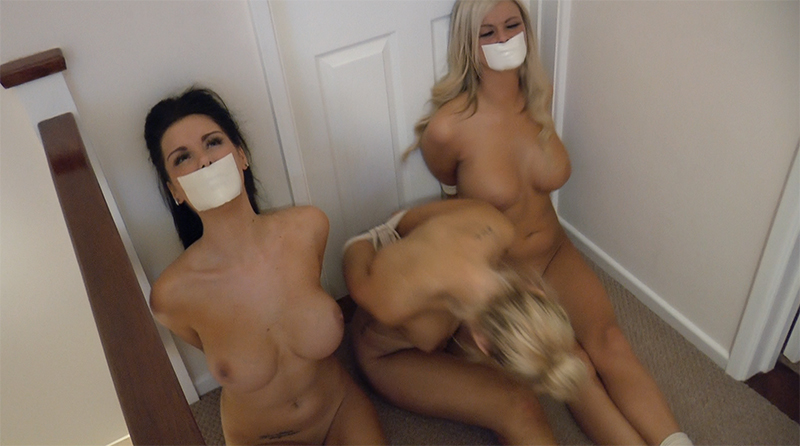 Mikki, Paige & Teejay in: Girl Detectives 'R' Us: The Case ...