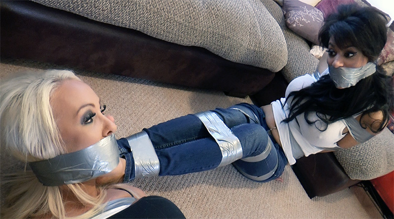 image Tape gagged secretary preview